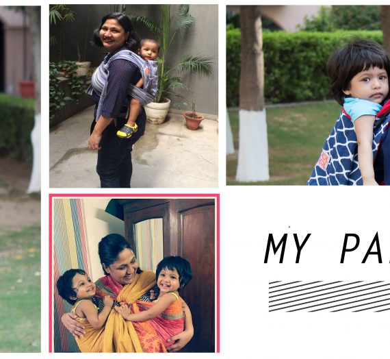Babywearing – # 1 of 7 Parenting Mantras that Helped my Sanity