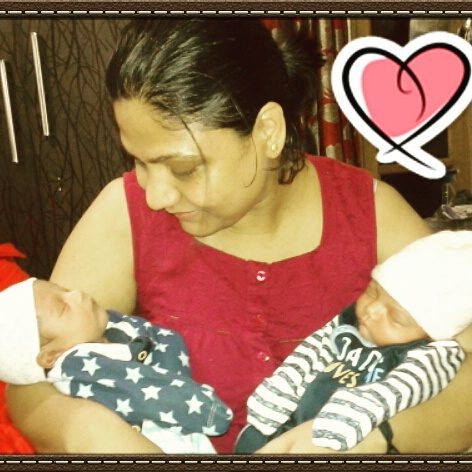 The day I was reborn – the day I became a Mother!