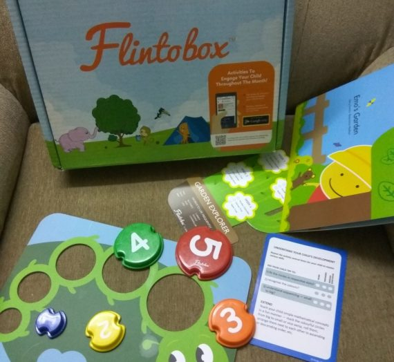 Flintobox Activity Kit – Product Review