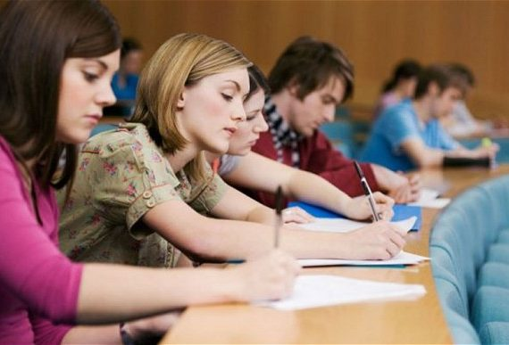 Popular education entrance tests for teaching aspirants